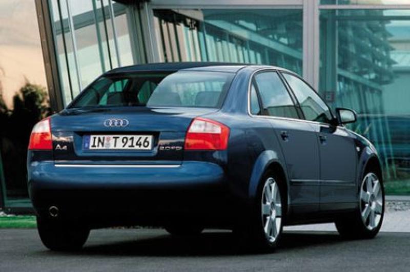 Audi A4 FSI