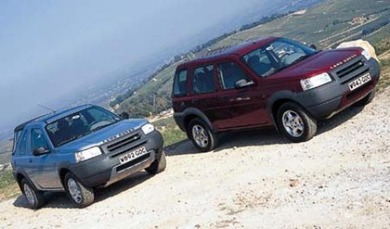 Land Rover Freelander V6 en Td4