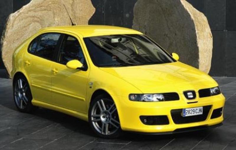 Seat Leon Cupra R – Leon 1.9 TDI 130 pk