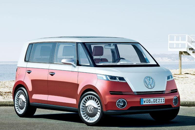 Donderslag Bij Heldere Hemel De Volkswagen Bulli Autoweek Nl