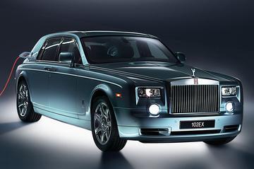 Video: Rolls-Royce 102 EX