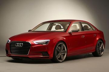 Audi A3 Sedan nu eens niet als schets