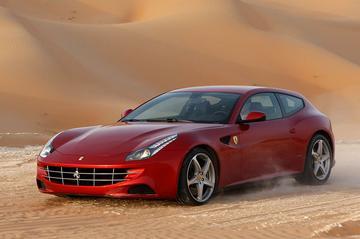 De nieuwste twee van Ferrari in beeld