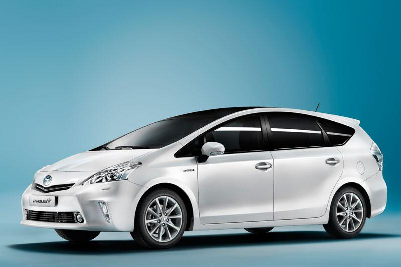 Toyota Prius Wagon is wegenbelastingvrij!