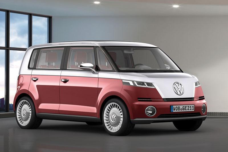 Retro Volkswagen Busje Wordt Elektrisch Autonieuws