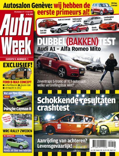 AutoWeek 9/2011