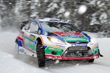 WRC nieuwe stijl in Zweden