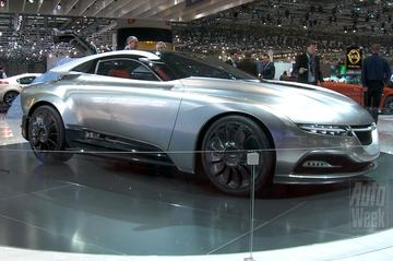 Beursverslag Genève: de conceptcars