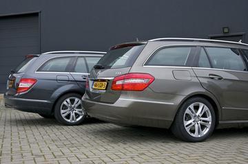 Mercedes C-klasse Estate - E Klasse Estate