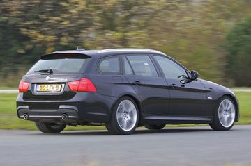 BMW 3-serie Touring - 5-serie Touring