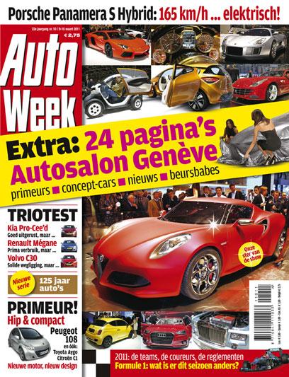 AutoWeek 10 2011