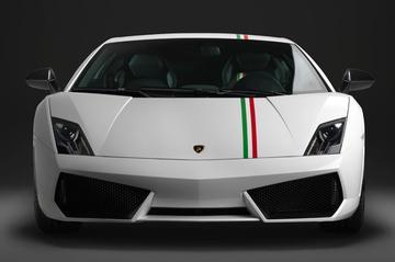 De zoveelste Lamborghini Gallardo heet Tricolore