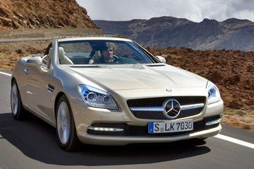 Rij-impressie Mercedes SLK