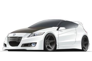 Mugen toont snelle Honda CR-Z