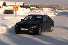 Spionage nieuwe Mercedes S-klasse