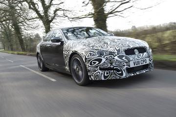 Details over Jaguar XF 2.2 diesel bekend