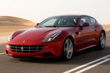 Ferrari FF geprijsd