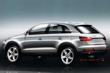 Officieel: eerste beeld Audi Q3