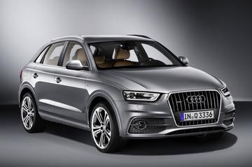 AutoRAI krijgt wereldprimeur Audi Q3!