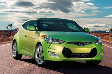Alle prijzen Hyundai Veloster