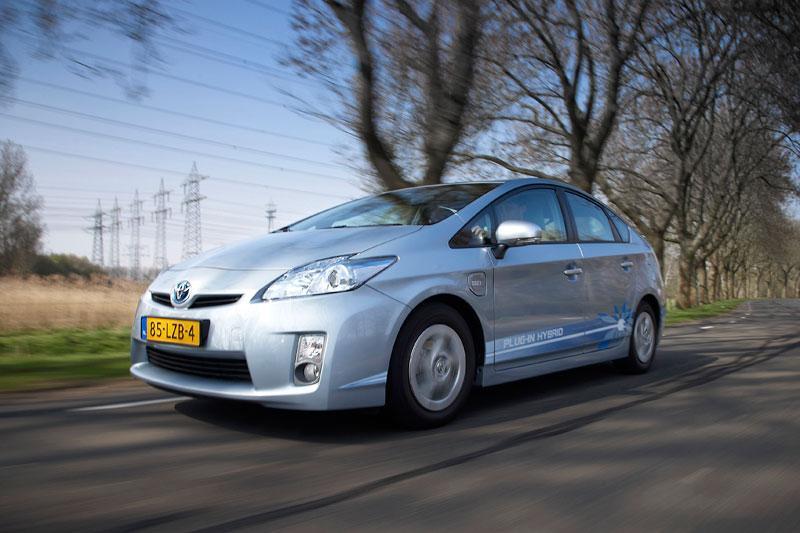 Rij-impressie Toyota Prius Plug-In Hybrid