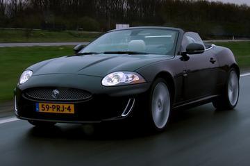 Rij-impressie Jaguar XK Cabrio