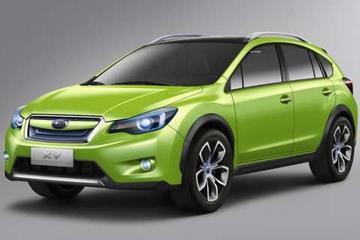 Subaru XV Concept: voorbode nieuwe crossover