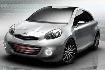 Geinig ding: Nissan Compact Sport Concept