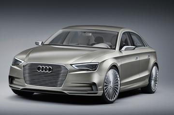 Audi A3 e-tron concept: hybride voorbode nieuwe A3