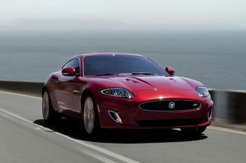 Ook Jaguar XK met wijzigingen