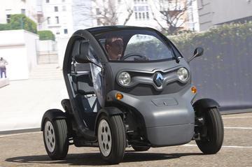 Gereden: Renault Twizy