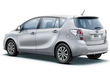 Toyota Verso nu goedkoper en in nieuwe uitvoering