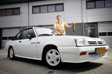 Opel Manta GSi - 1989