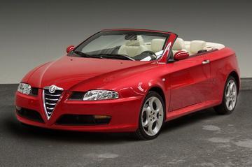 Doodgeboren: Alfa Romeo GT cabrio