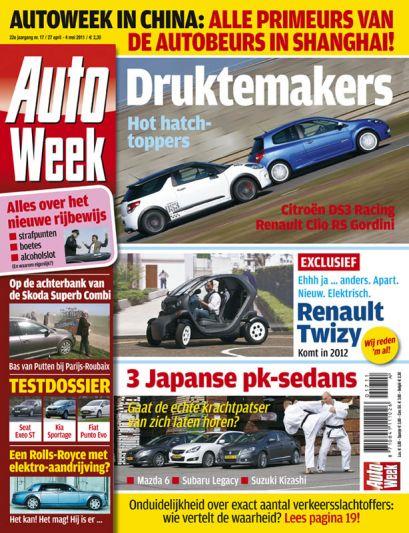 AutoWeek 17 2011