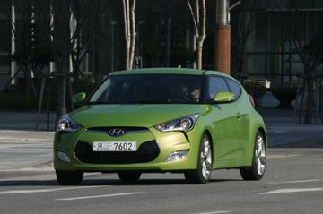 Rij-impressie Hyundai Veloster