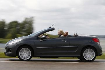 Peugeot 207 CC 1.6 THP Sport (2010)