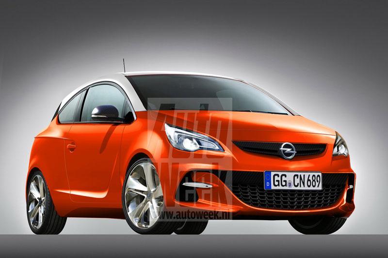 Opel plaagt met snippertjes informatie rond Junior