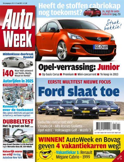 AutoWeek 18 2011