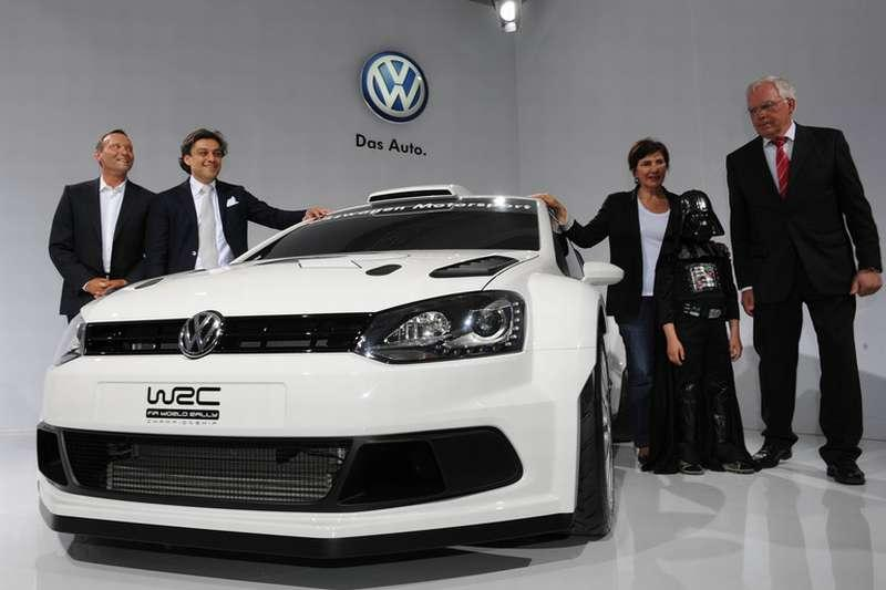 WRC-deelname Volkswagen kan tot Polo R leiden