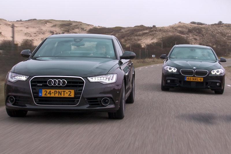 Audi A6 3.0 TFSI vs. BMW 535i