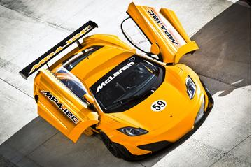 """Volgende McLaren is MP4-12C GT3"""