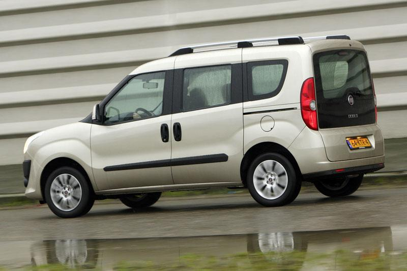 Fiat Doblò 1.4 16V (2010)