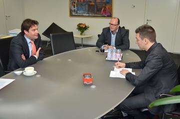 AutoWeek spreekt met nieuwe staatssecretaris over autobelastingen