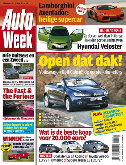 AutoWeek 19 2011