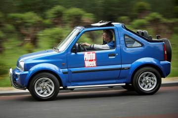 Suzuki Jimny Cabrio – 1999