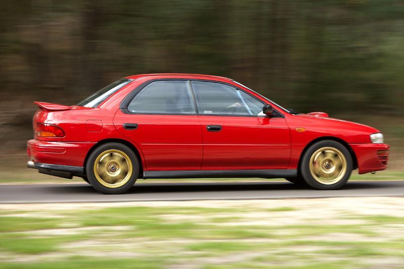 Blits Bezit - Subaru Impreza GT Turbo