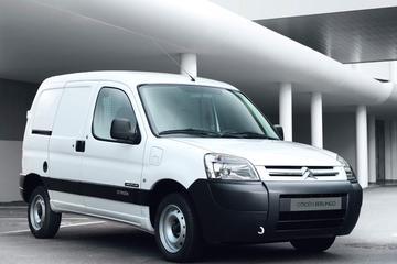 Elektrische Citroën Berlingo geprijsd