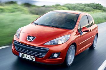 Peugeot brengt Sportium-versie 207