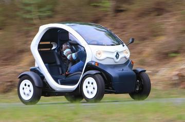 Alle Renaults Twizy geprijsd